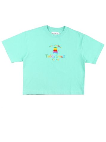 Teddy Fresh We're New Here T-shirt