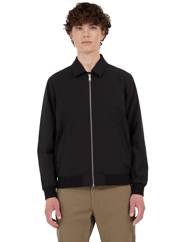 Makia Mark Jacket noir