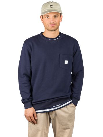 Makia Square Pocket Sweater