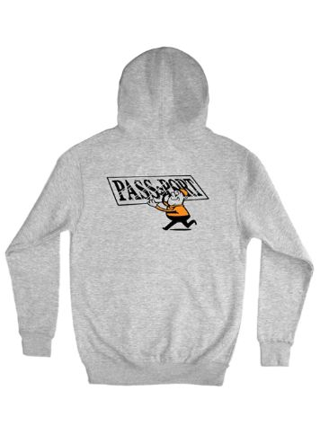 Pass Port Mirror Man Hoodie