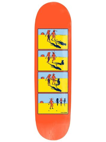 "Pass Port Forth Wheel 8,125"" Skateboard Deck"