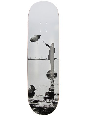 "Polar Skate Team I like it here Harbour 8.5"" Skateboard Deck"