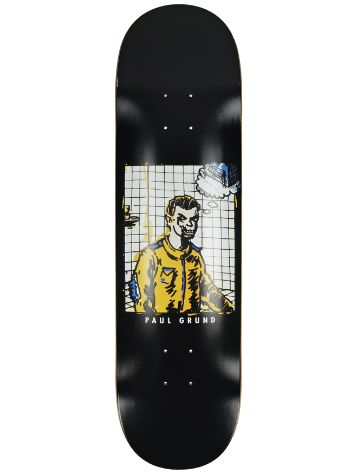 "Polar Skate Paul Grund Medusa Desires 8.2"" Skateboard Deck"