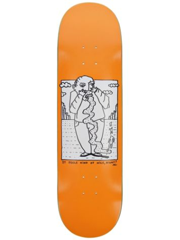 "Polar Skate Team Kind of Nice 8.3"" Skateboard Deck"
