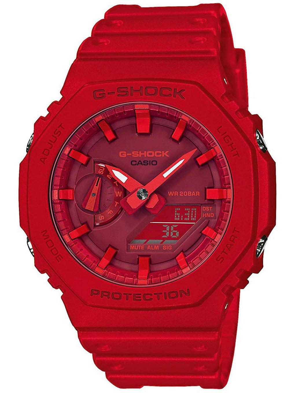 G-SHOCK GA-2100-4AER rouge