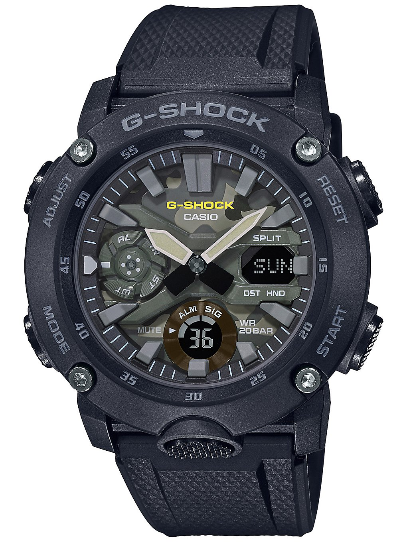 G-SHOCK GA-2000SU-1AER noir
