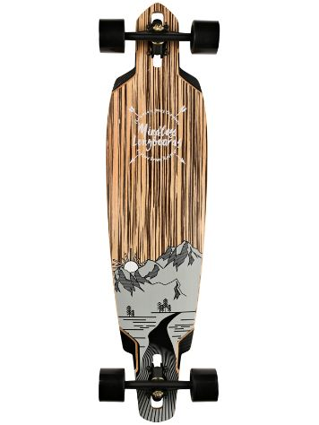 "Mindless Longboards Lakota DT IV 40.0"" Skateboard"