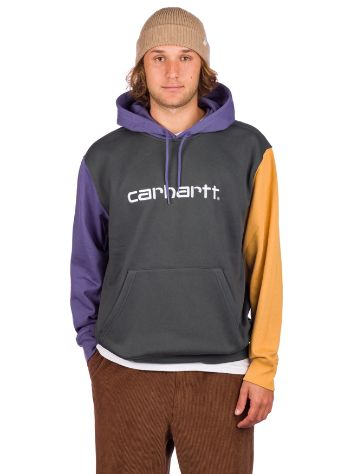 Carhartt WIP Tricol Mikina s kapucí