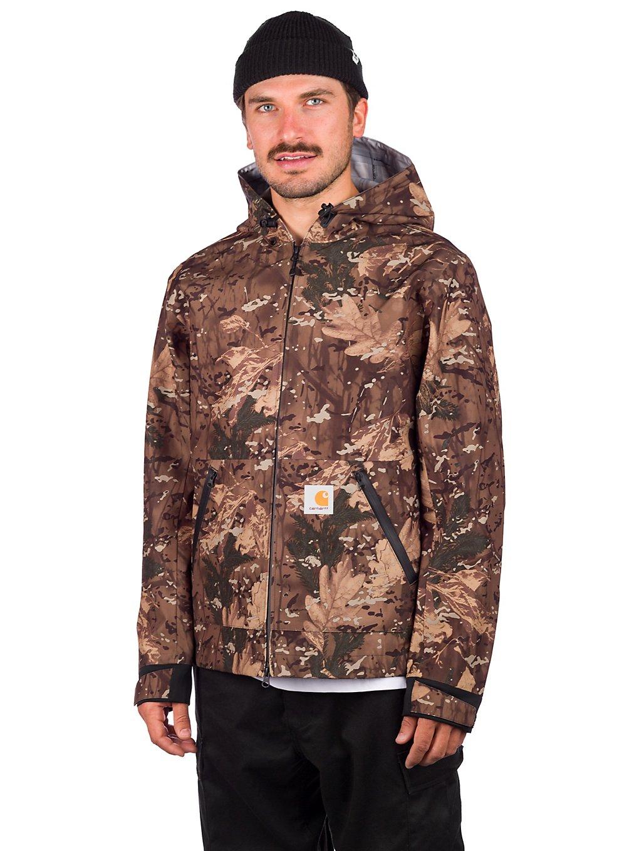 Carhartt WIP Gore-Tex Active Jacket camo combi