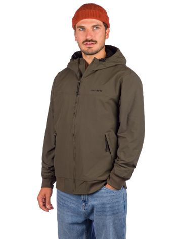 Carhartt WIP Hooded Sail Jakke