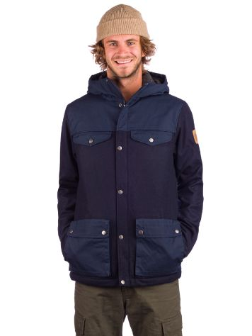Fjällräven Greenland Re-Wool Chaqueta