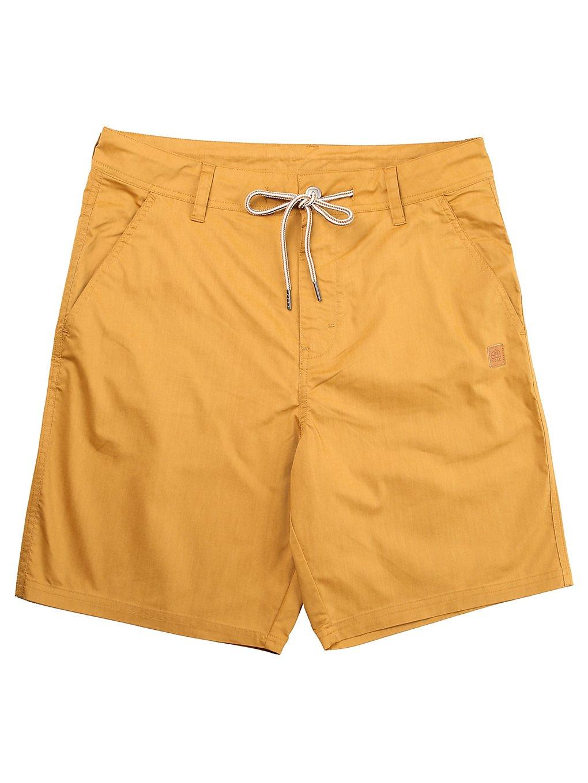 Coal Tenmile Shorts golden brown