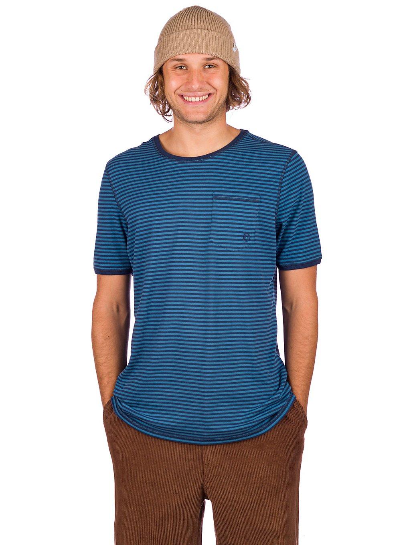 Kazane Arvid T-Shirt dress bl.