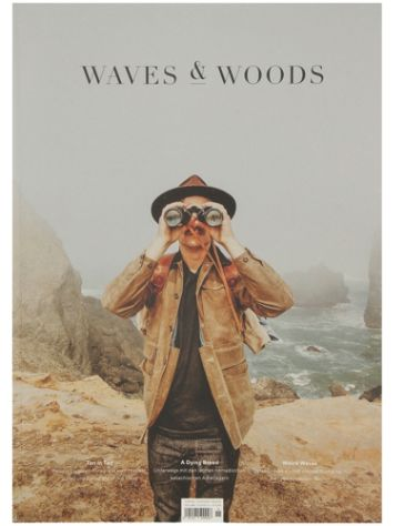 Waves and Woods Volume #15 Magazine