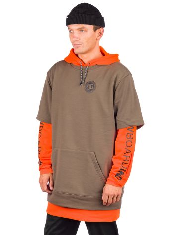 DC Dryden Shred Hoodie