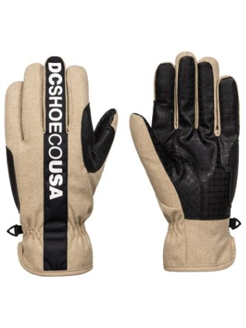 DC Salute Gloves