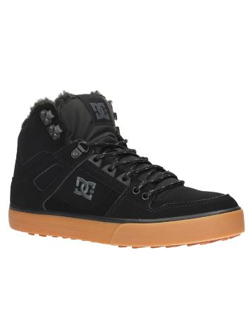 DC Pure High-Top WC Wnt Chaussures D'Hiver