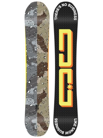 DC Ply 156 2021 Snowboard
