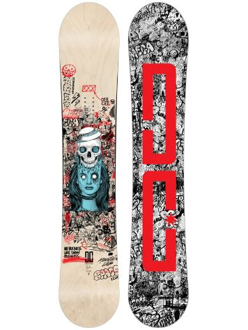 DC Space Echo 154 2021 Snowboard