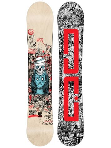 DC Space Echo 162 2021 Snowboard