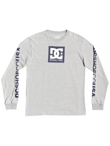 DC Square Star Longsleeve T-Shirt