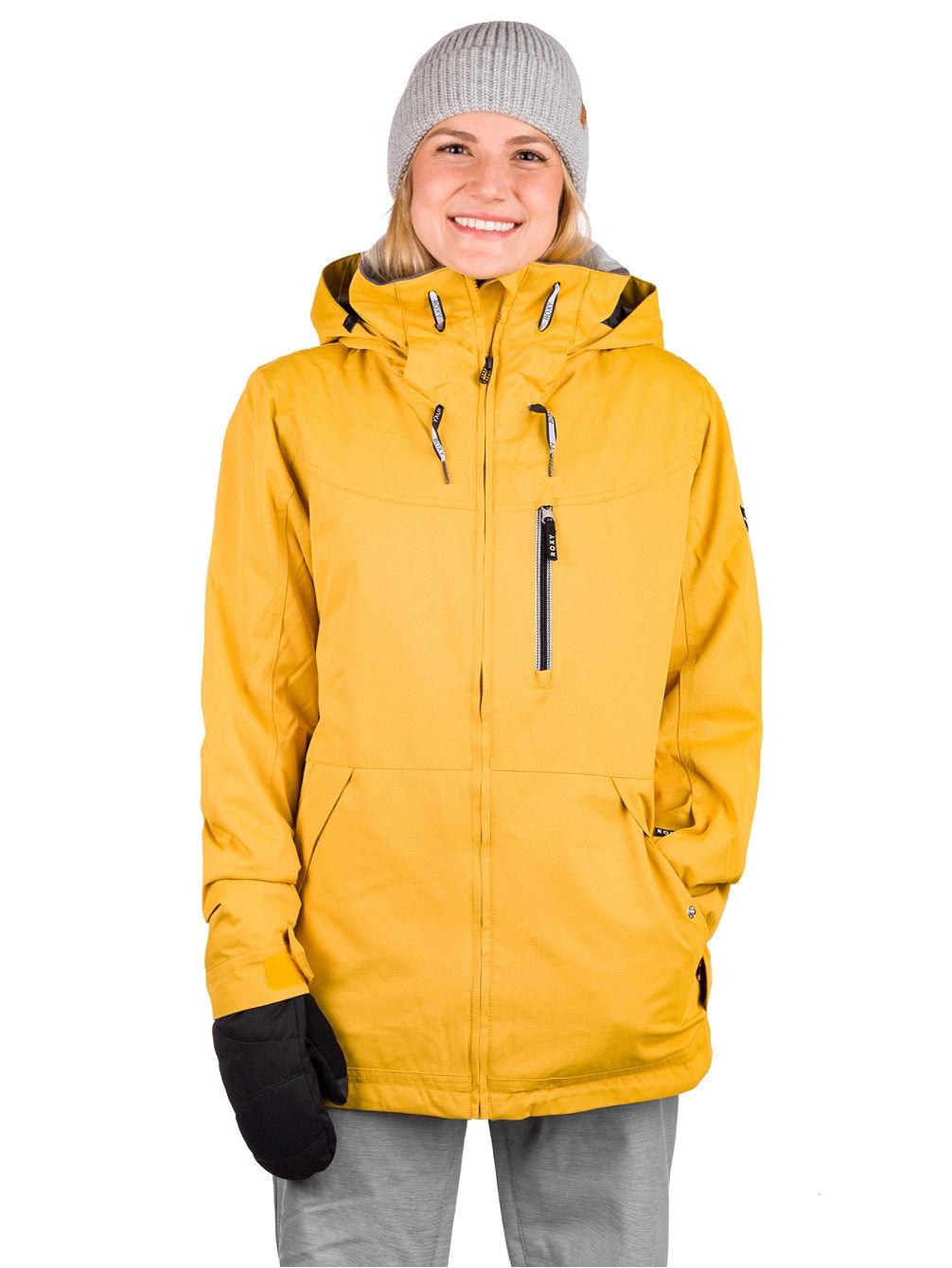 Roxy Presence Parka Insulated Snowboard Jacket Womens