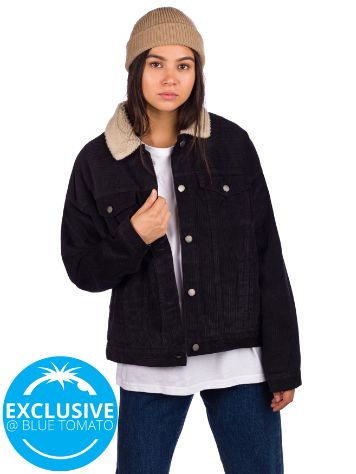 Roxy Good Fortune Sherpa Jas