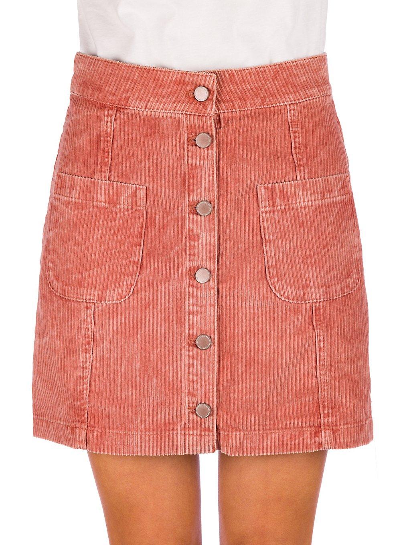 Roxy Warning Sign Skirt auburn