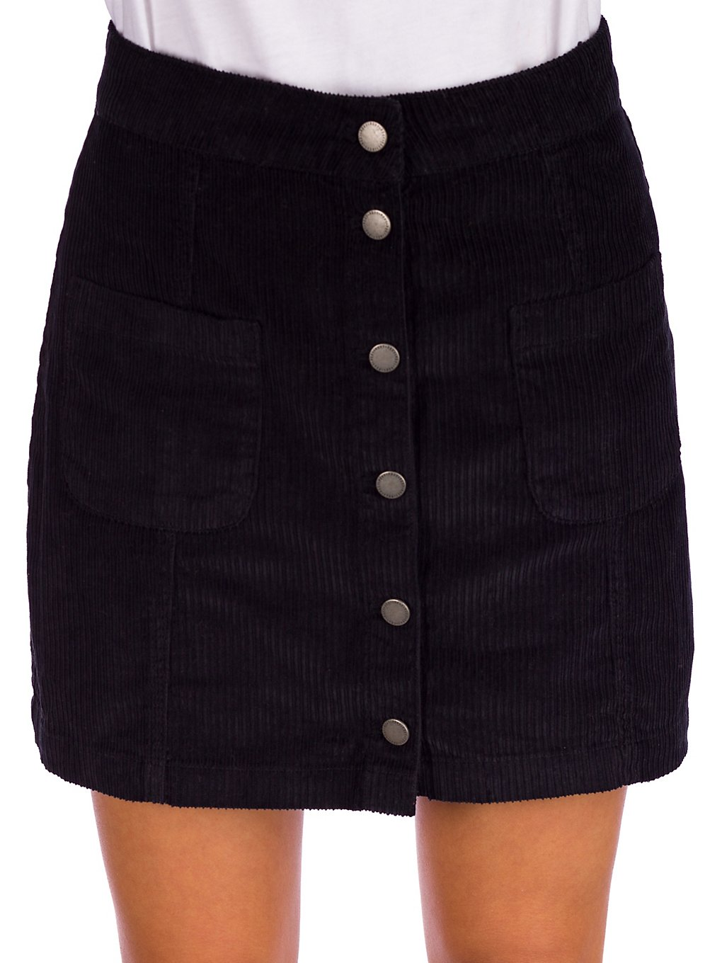 Roxy Warning Sign Skirt anthracite