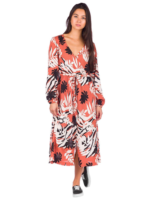 Roxy About You Now Dress auburn savana big scale