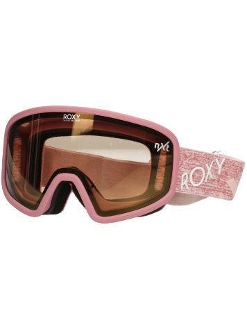 Roxy Feenity Dusty Rose Goggle