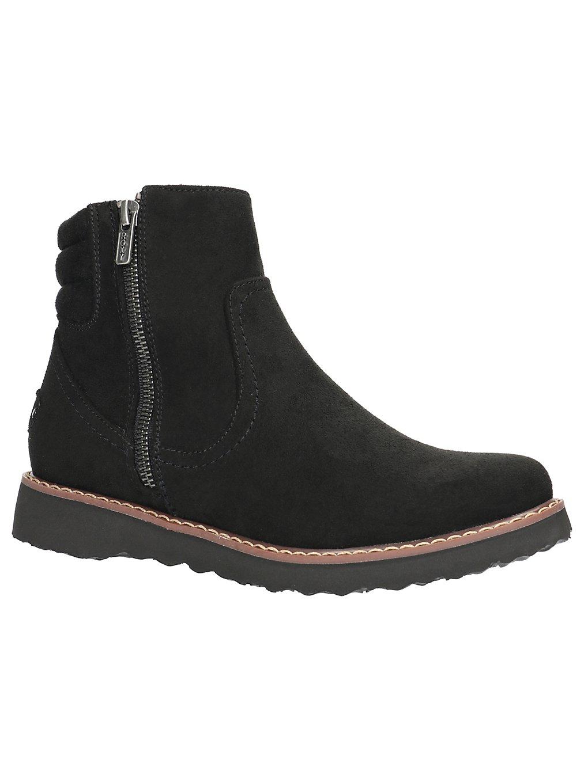 Roxy Jovie Fur Boots Black
