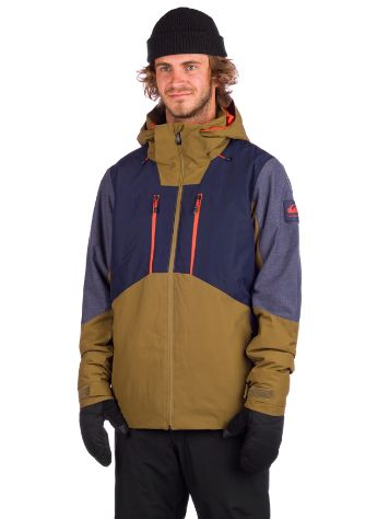 Quiksilver Mission Plus Casaco