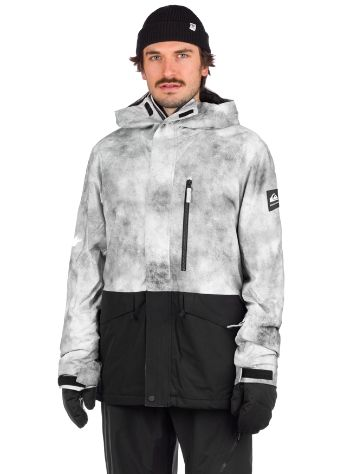 Quiksilver Mission Printed Block Jacke
