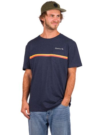 Quiksilver High Piped Tricko