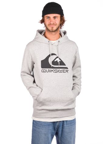 Quiksilver Square Me Up Screen Hoodie