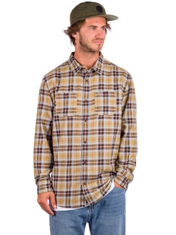 Quiksilver Twisted Tubes Camicia