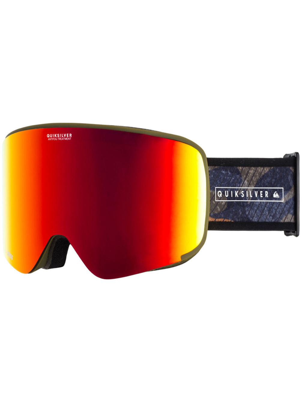 Switchback Miltry Olive Gps Point (+BL) Goggle