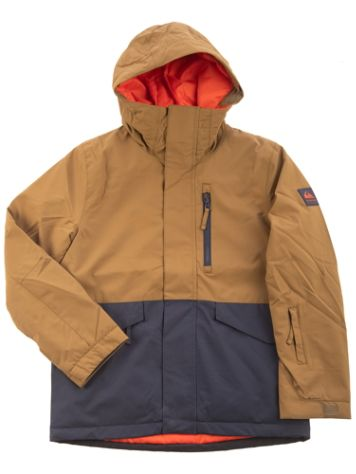Quiksilver Mission Solid Jacka