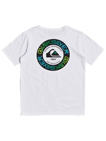 Quiksilver Time Circle Tricko