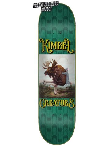 "Creature Kimbel Other World 9.0"" Skateboard Deck"