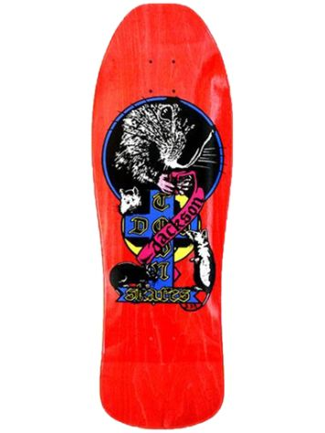 "Dogtown Tim Jackson Reissue 10.125"" Skateboard Deck"