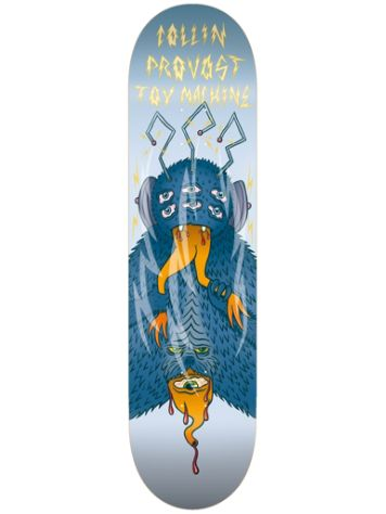 "Toy Machine Provost Cannibal Sect 8.3"" Skateboard Deck"
