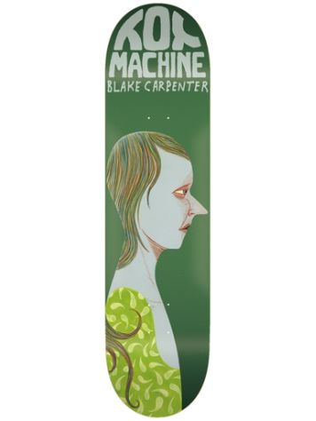 "Toy Machine Faces Series 8.38"" Skateboard Deck"