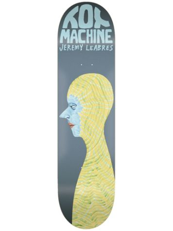 "Toy Machine Faces Series 8.0"" Skateboard Deck"
