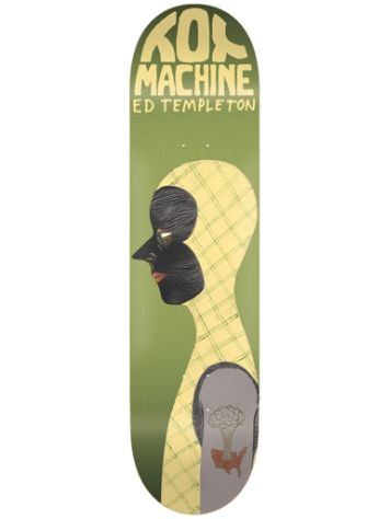 "Toy Machine Faces Series 8.5"" Skateboard Deck"