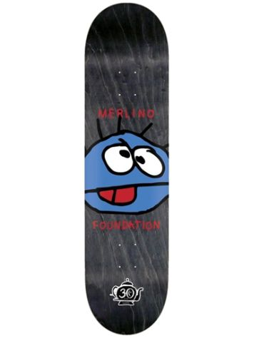 "Foundation Merlino Germ Reissue 30 Year 8.38"" Skateboard Deck"