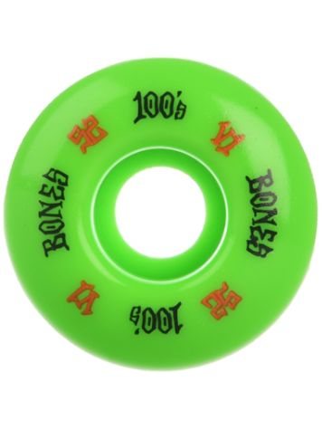 Bones Wheels 100's OG 17 V1 100A 52mm Wheels