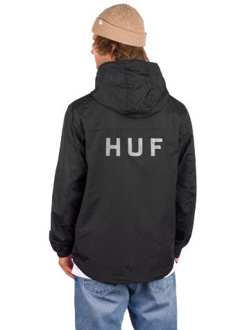 HUF Essentials Zip Standard Shell Casaco