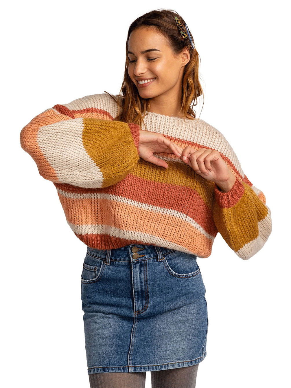 Soft Wind Pullover